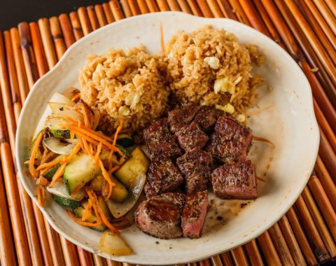 Hibachi Steak
